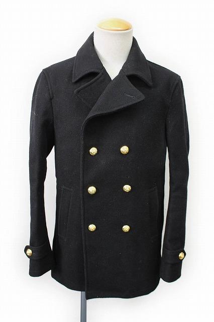 VANQUISH ジャケット.メルトンピーコート
