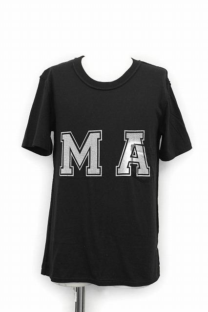 Moonage Devilment(清春) Tシャツ.MAプリント