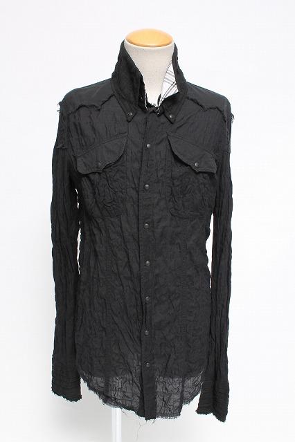 LGB シャツ.SHIRT-G/M カットオフ