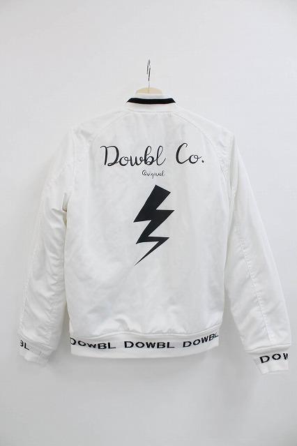 DOWBL ジャケット.DOWBL&COスタジャン