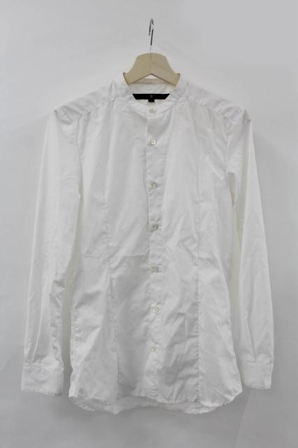 NO ID. シャツ.C100Sブロードバンドカラー