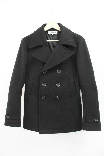 VANQUISH ジャケット.メルトンPコート