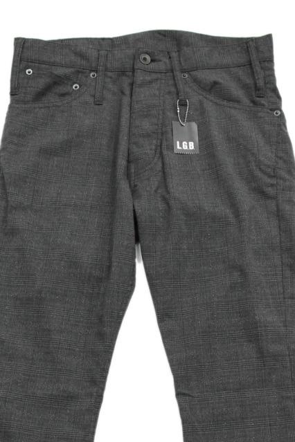 LGB パンツ.LAZY S-WOLFチェック