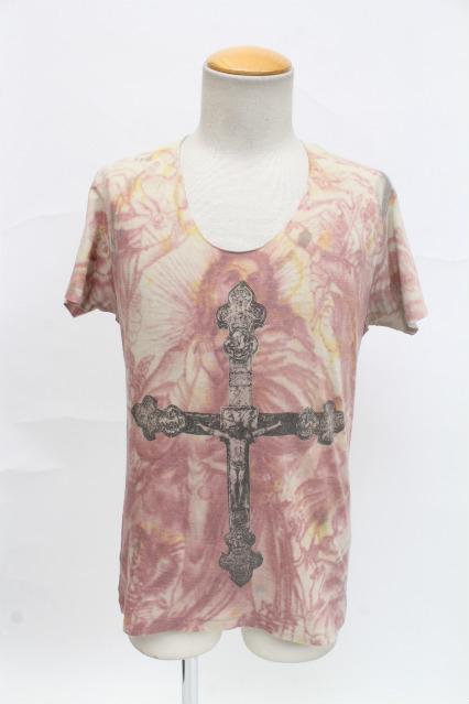 maxsix Tシャツ.マリアクロス