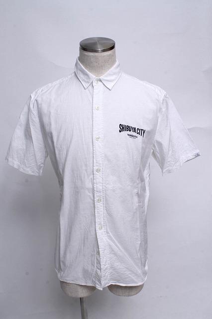 VANQUISH シャツ.SHIBUYA CITY 半袖