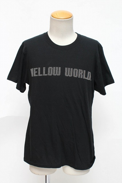 VANQUISH Tシャツ.HELLOW WORLD