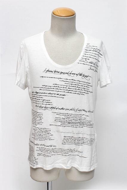 TORNADO MART Tシャツ.レタード