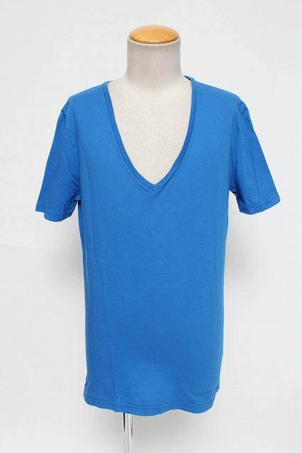 NO ID. Tシャツ.30度詰天竺V/N