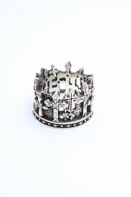 Justin Davis リング.Grave Crown