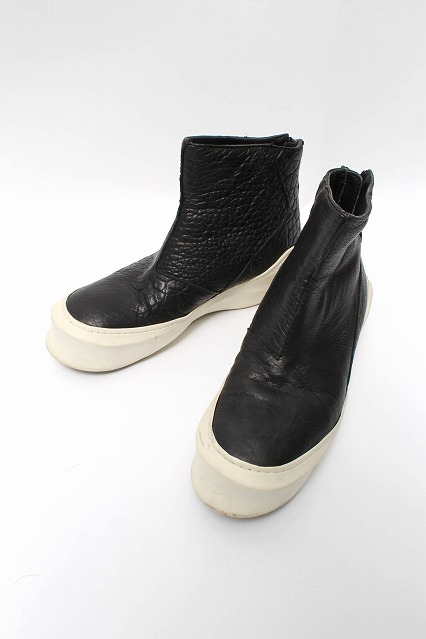 JULIUS ブーツ.14AWリキッドソール