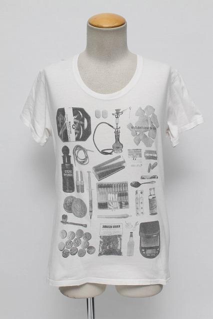 VANQUISH Tシャツ.POISONフォトクルーネック