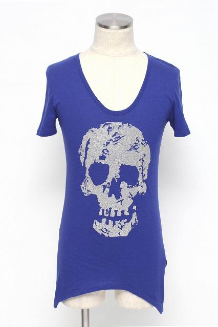 CIVARIZE Tシャツ.Thrille ガラスビーズスカル