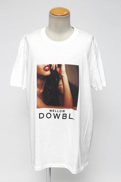 DOWBL Tシャツ.ガールズリップTee