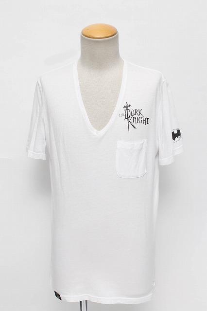 NO ID.×BATMAN Tシャツ.BAT MAN