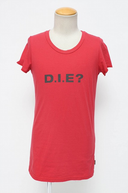 LGB Tシャツ.DIE?/HSC/With Swaro