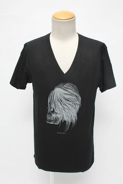 VANQUISH Tシャツ.BRANDNEW HEAVEN スカル