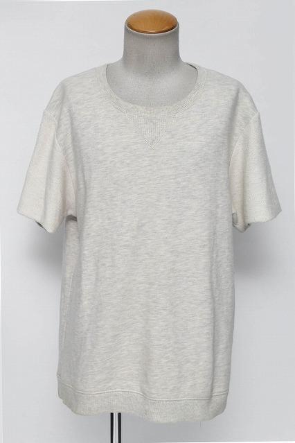 NO ID. Tシャツ.C裏毛半袖ルーズ