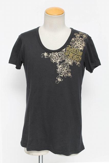 TORNADO MART Tシャツ.リーフロゴ