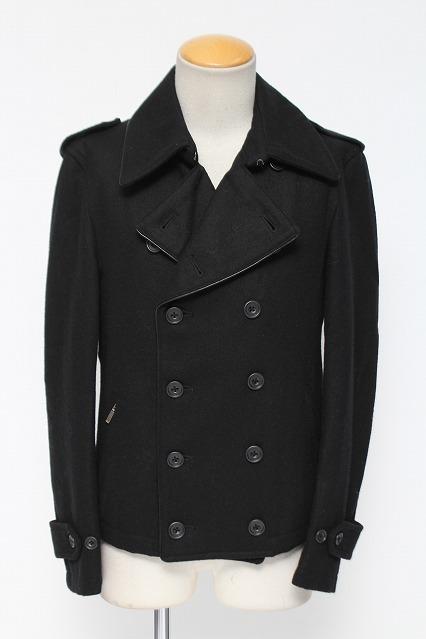 TORNADO MART ジャケット.パイピングピーコート