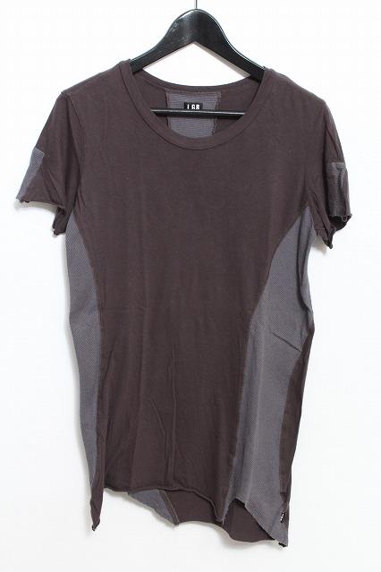 LGB Tシャツ.HSG/M スムースリブ切替