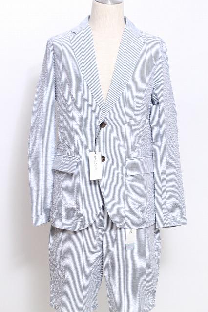 BUFFALO BOBS スーツ.シアッサカージャケット&ショーツセット