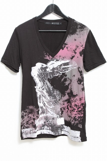 NO ID. Tシャツ.Goddess刺繍