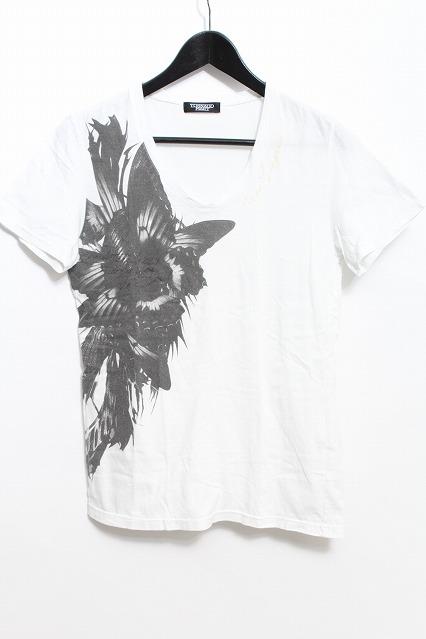 TORNADO MART Tシャツ.バタフライ