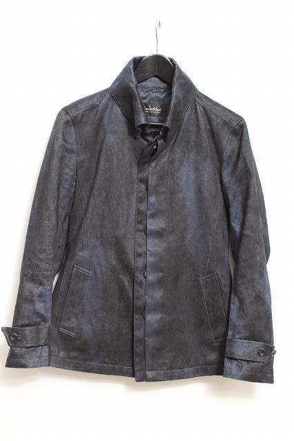 TORNADO MART ジャケット.スエードヘアライン
