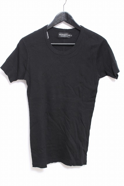 VANQUISH Tシャツ.テレコクルーネック