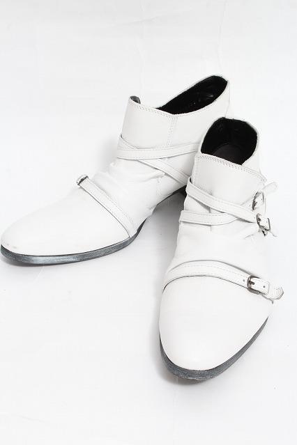 TORNADO MART ブーツ.アイマールレザー