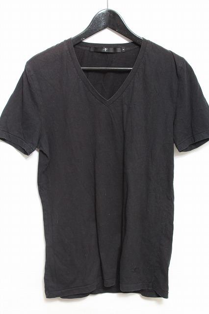 NO ID. Tシャツ.HC-30度詰天竺Vネック