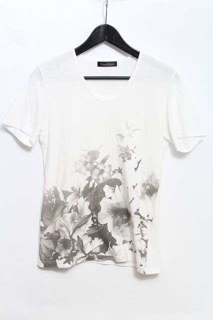 TORNADO MART Tシャツ.フラワープリント
