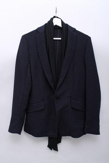 TORNADO MART ジャケット.スラブツィードストール