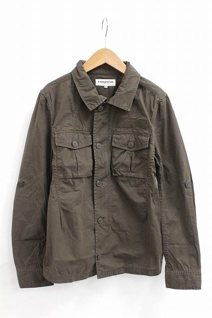 VANQUISH ジャケット.ミリタリーフィールド