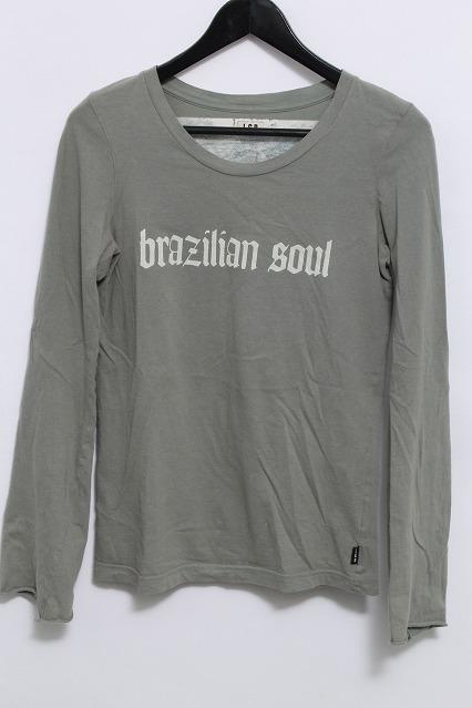 LGB カットソー.BRAZILIAN SOUL