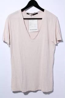 NO ID. Tシャツ.レーヨンディープV