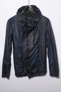 TORNADO MART ジャケット.エステルピーチヘアラインブルゾン