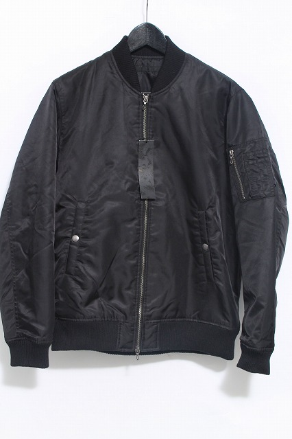 FUGA ジャケット.中綿入りMA-1