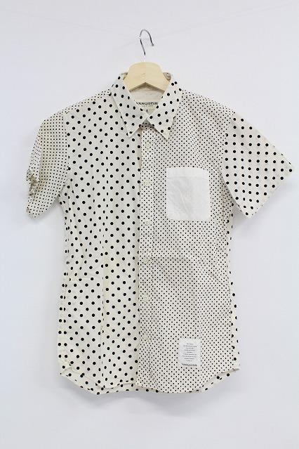 VANQUISH シャツ.ドットSS