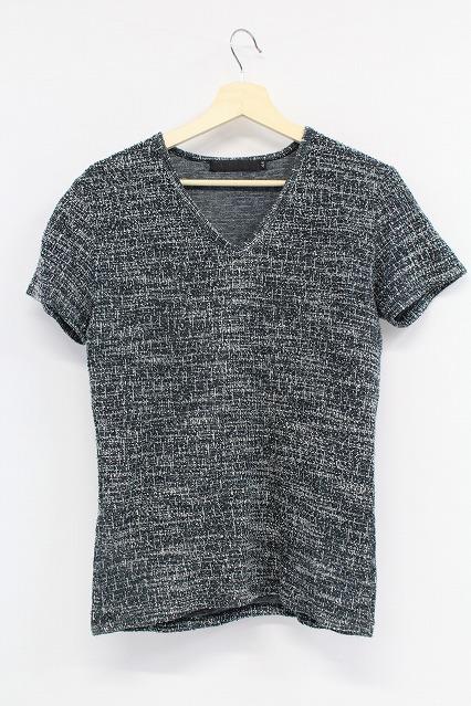 FUGA Tシャツ.Assist ツイード半袖