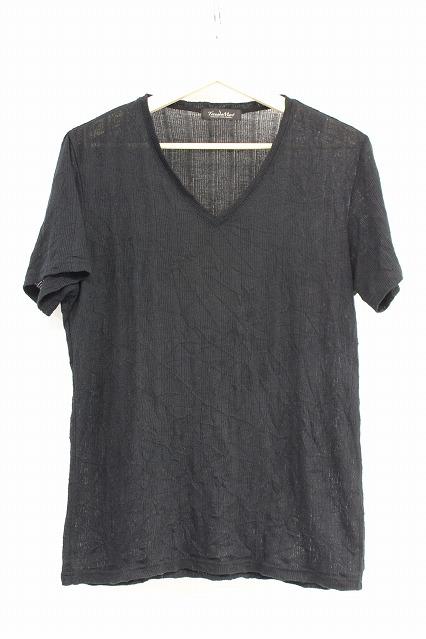 TORNADO MART Tシャツ.針抜きキャッチワッシャー