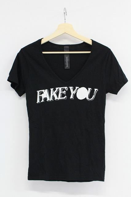 VANQUISH Tシャツ.FAKE YOU