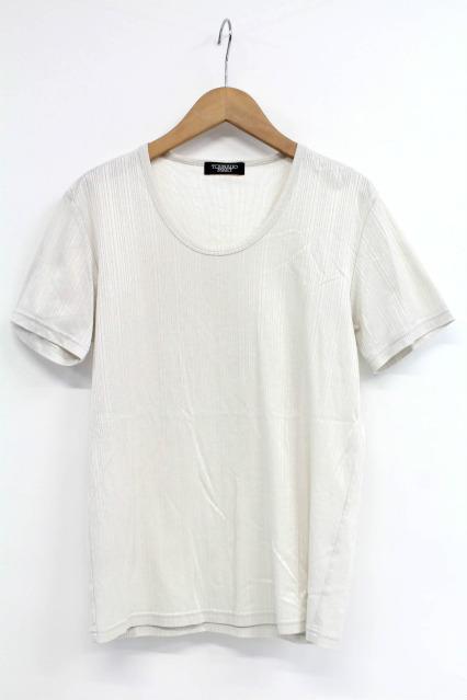TORNADO MART Tシャツ.ランダム針抜き