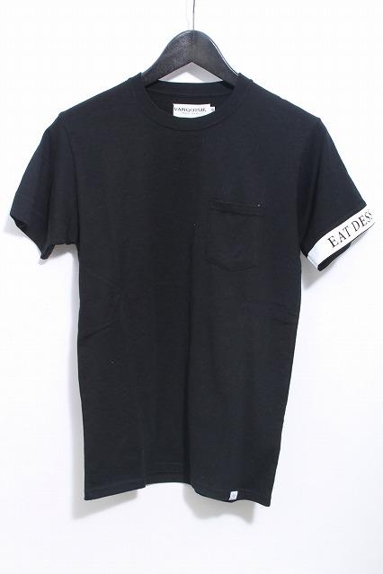 VANQUISH Tシャツ.ポケット クルーネック