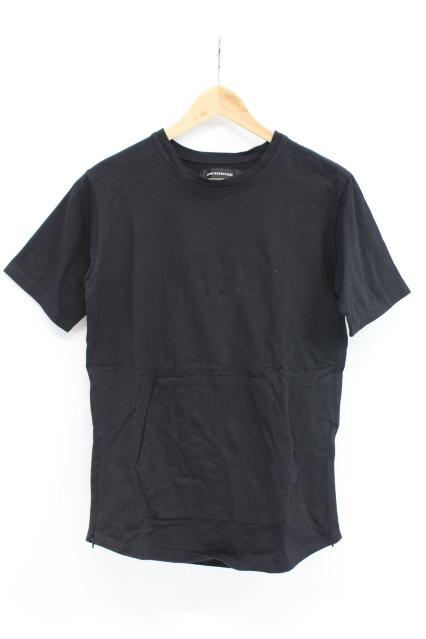 JACKROSE Tシャツ.サイドZIPポケット