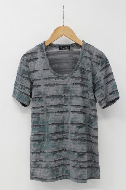 TORNADO MART Tシャツ.ブロークンシャガード