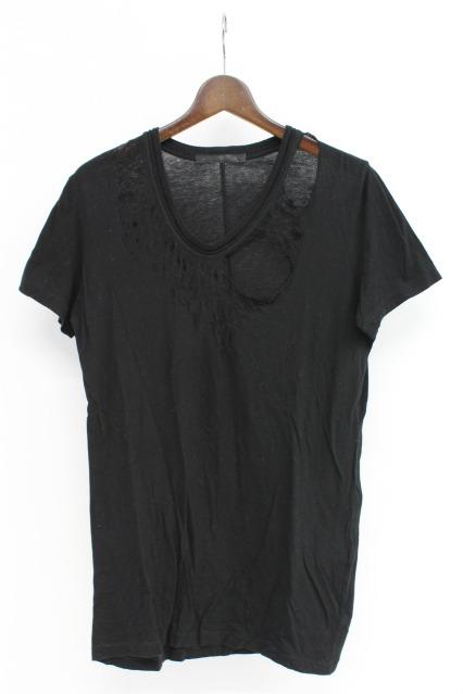 JULIUS Tシャツ.ブロークンオパール