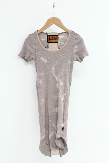 LGB Tシャツ.BACK CROSS/HSC ムラブリーチ