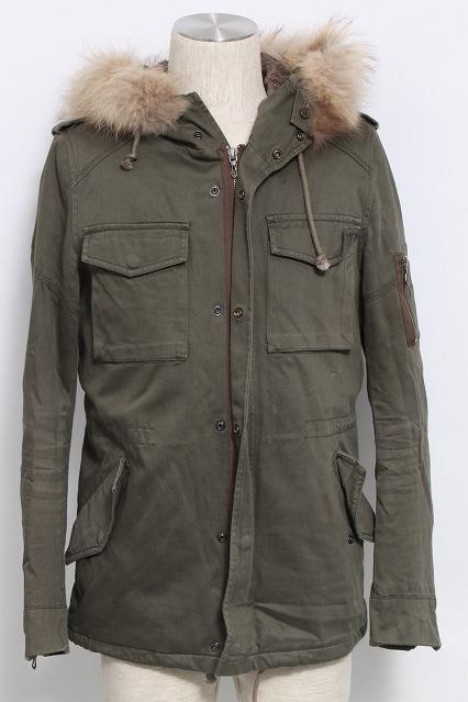 GOSTAR DE FUGA ジャケット.Strain M65