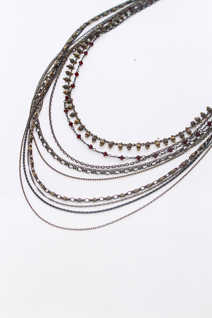 gunda(ガンダ) ネックレス.ANDROMEDA